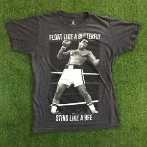 Other - Muhammad Ali Float Like A Butterfly T Shirt